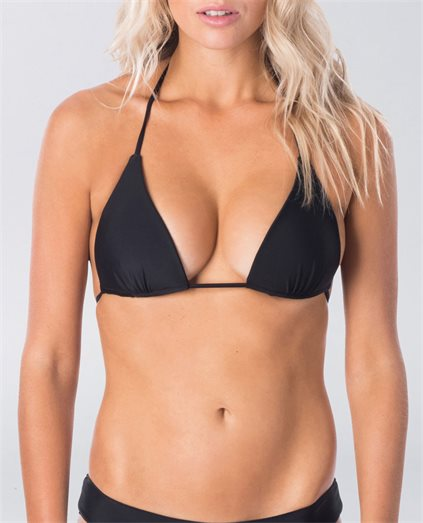 Surf Essentials Moulded Tri Bikini Top
