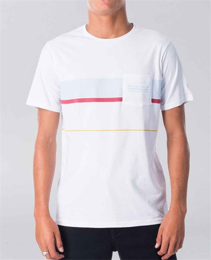 Kids Off Stacked Tee