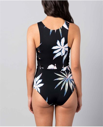 Find Your Wild One Piece Swim Suit