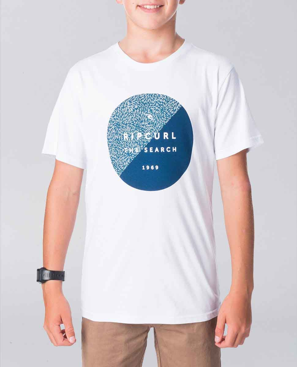Boys Eclipse Circle Tee
