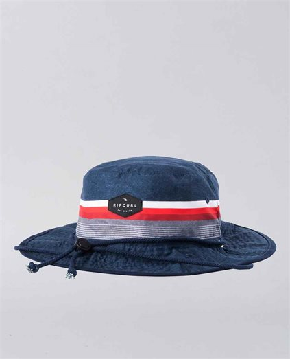 Toddler Blister Reversible Wide Brim Hat