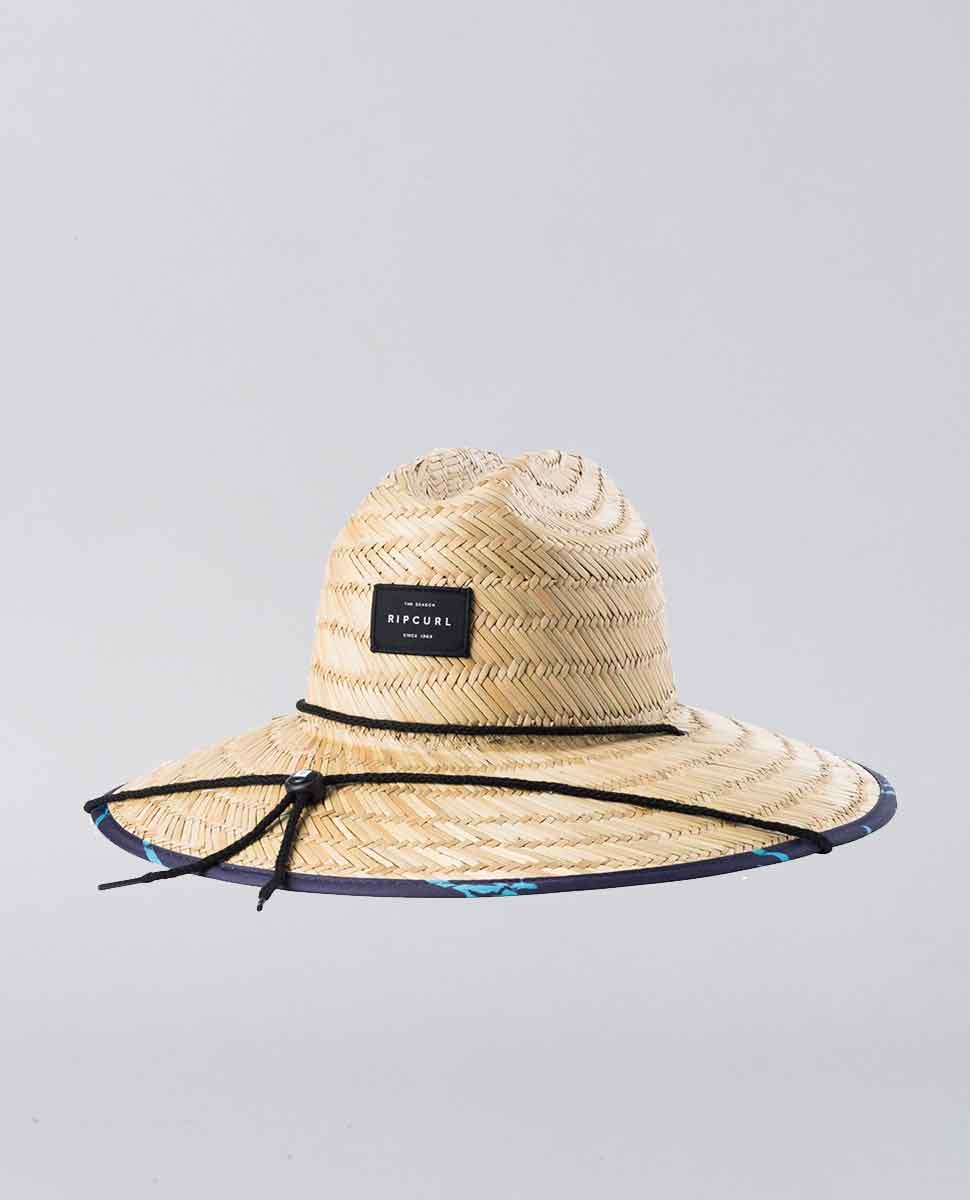 Poolside Straw Hat