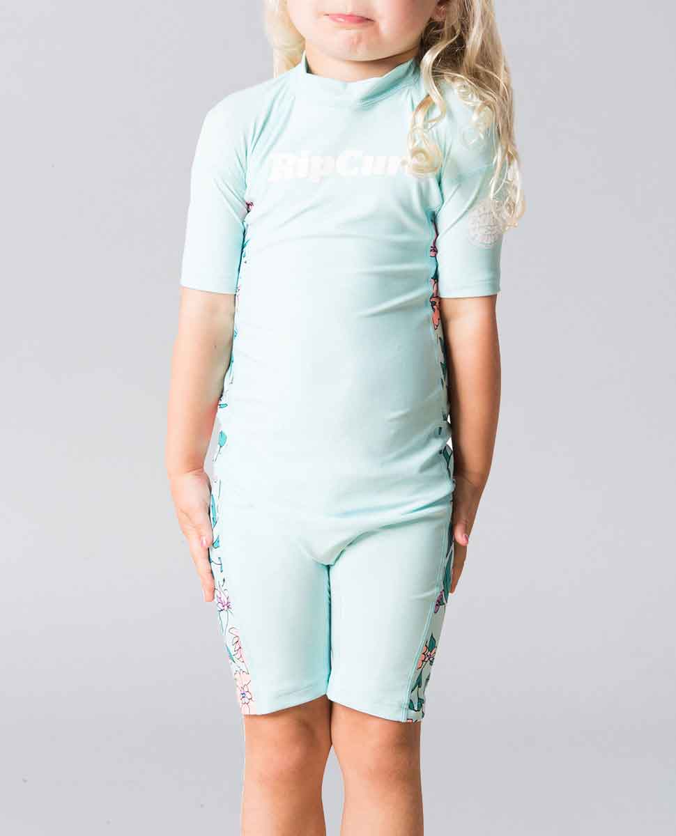 Rip Curl Mini S Sl Uv Spring Suit Ozmosis Toddlers