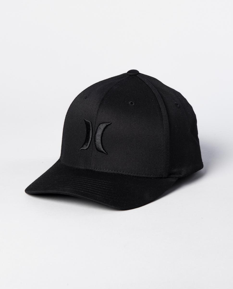 Hurley One & Only Blk/Blk Hat