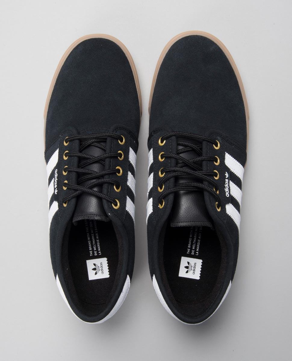 3MC Black Gold Shoes
