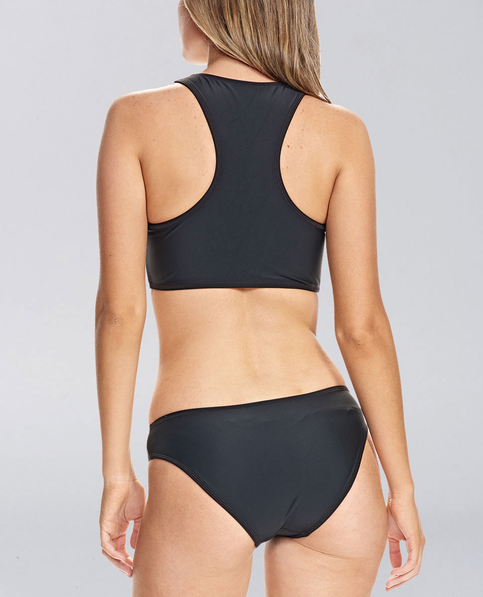 Tori Crop 2 Piece Swimsuit
