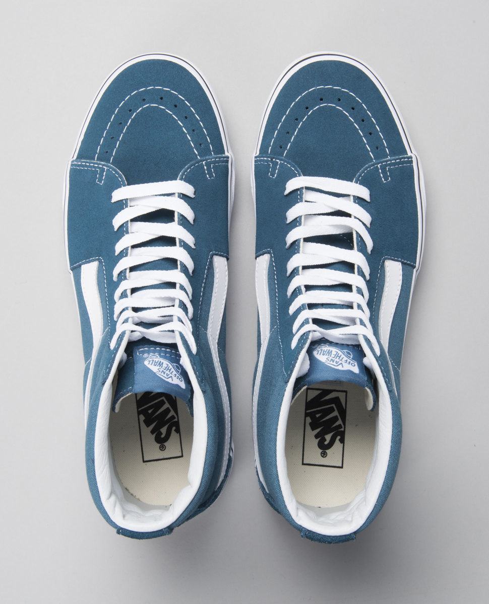 Sk8-Hi Corsair Blue Shoes