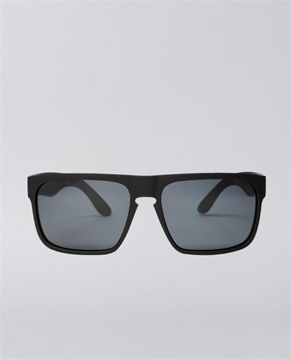 PC Peccant Rubber Smoke Sunglasses