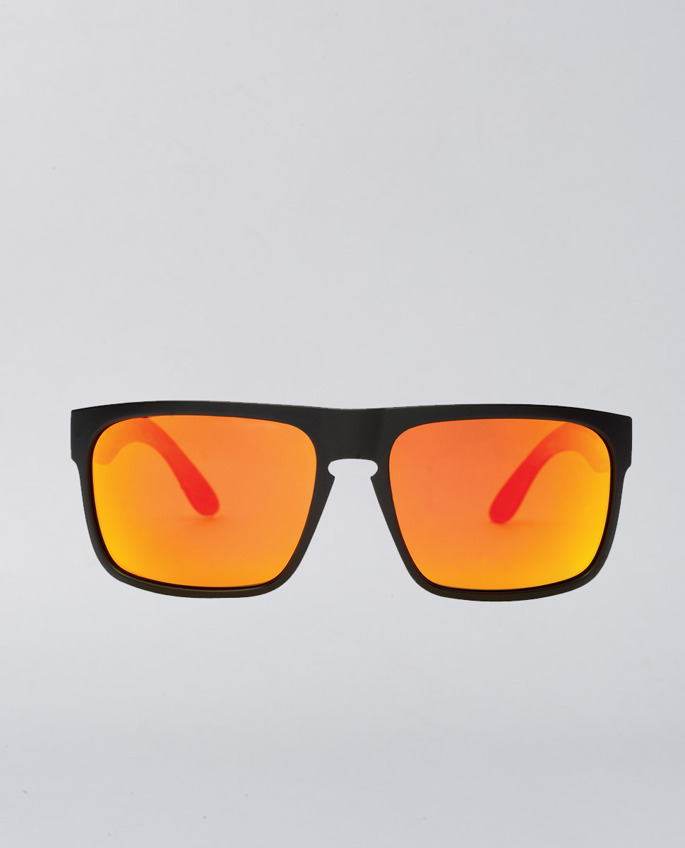 PCL Peccant Rubber Red Sunglasses