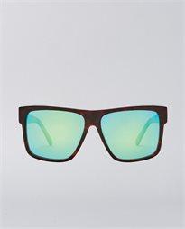 PHM Vespa Matte Tort Green Sunglasses