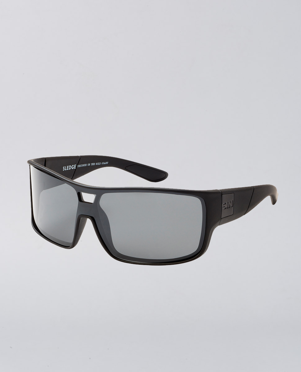 Sledge Matte Smoke Sunglasses