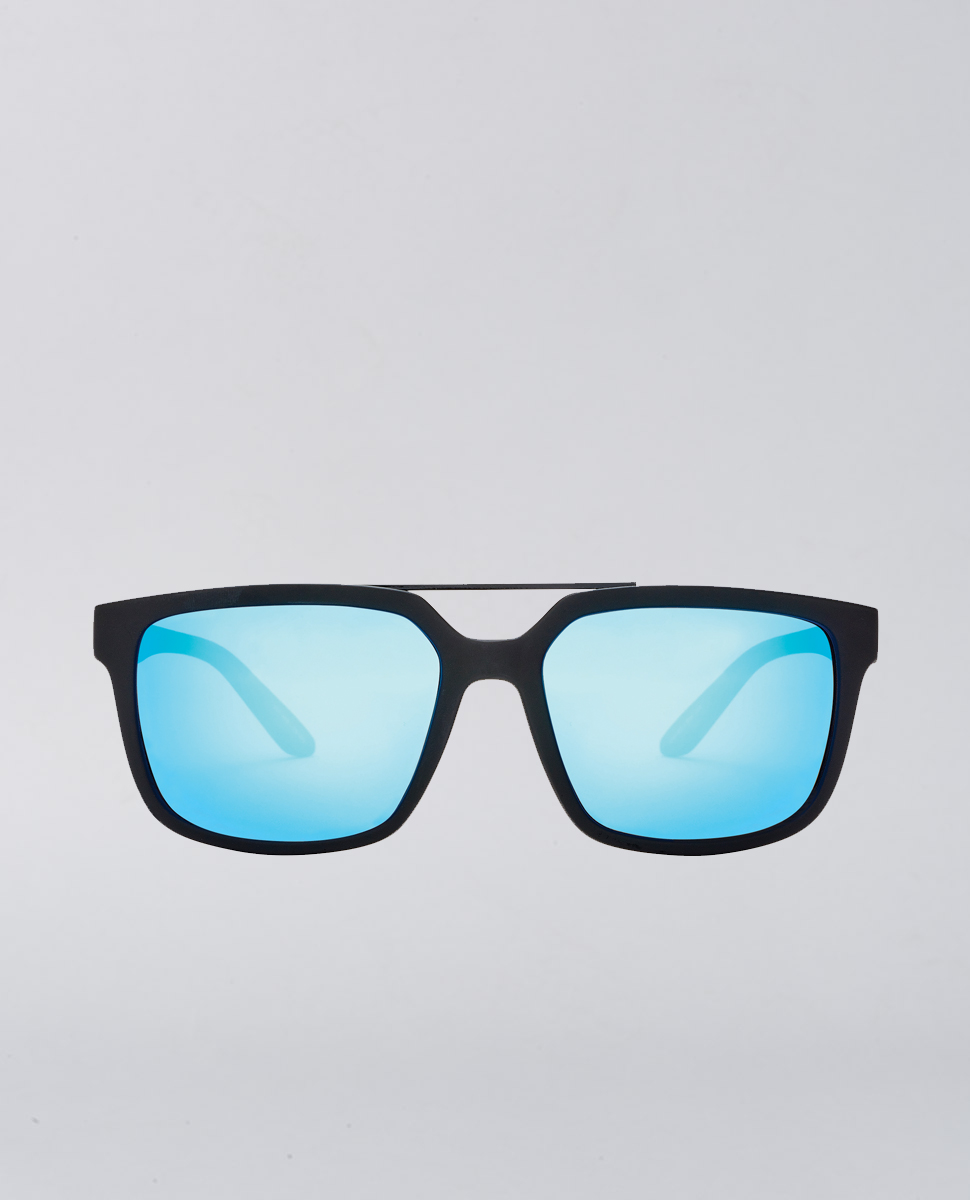 Swell Rubber Rave Blue Sunglasses