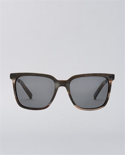 Wild Card Wooden Grey Sunglasses