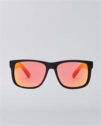 Riot Matte Red Sunglasses