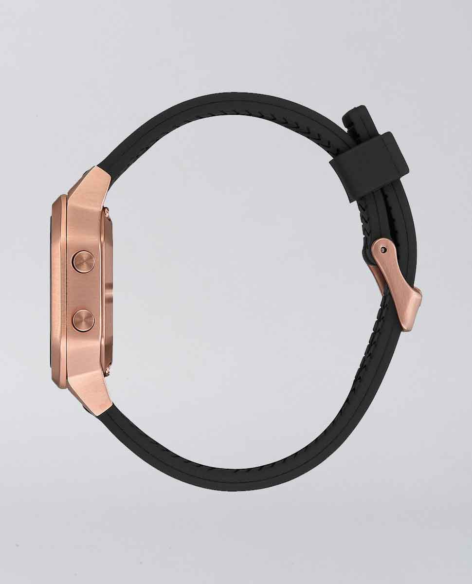 Siren Stainless Steel Rose Gold Watch