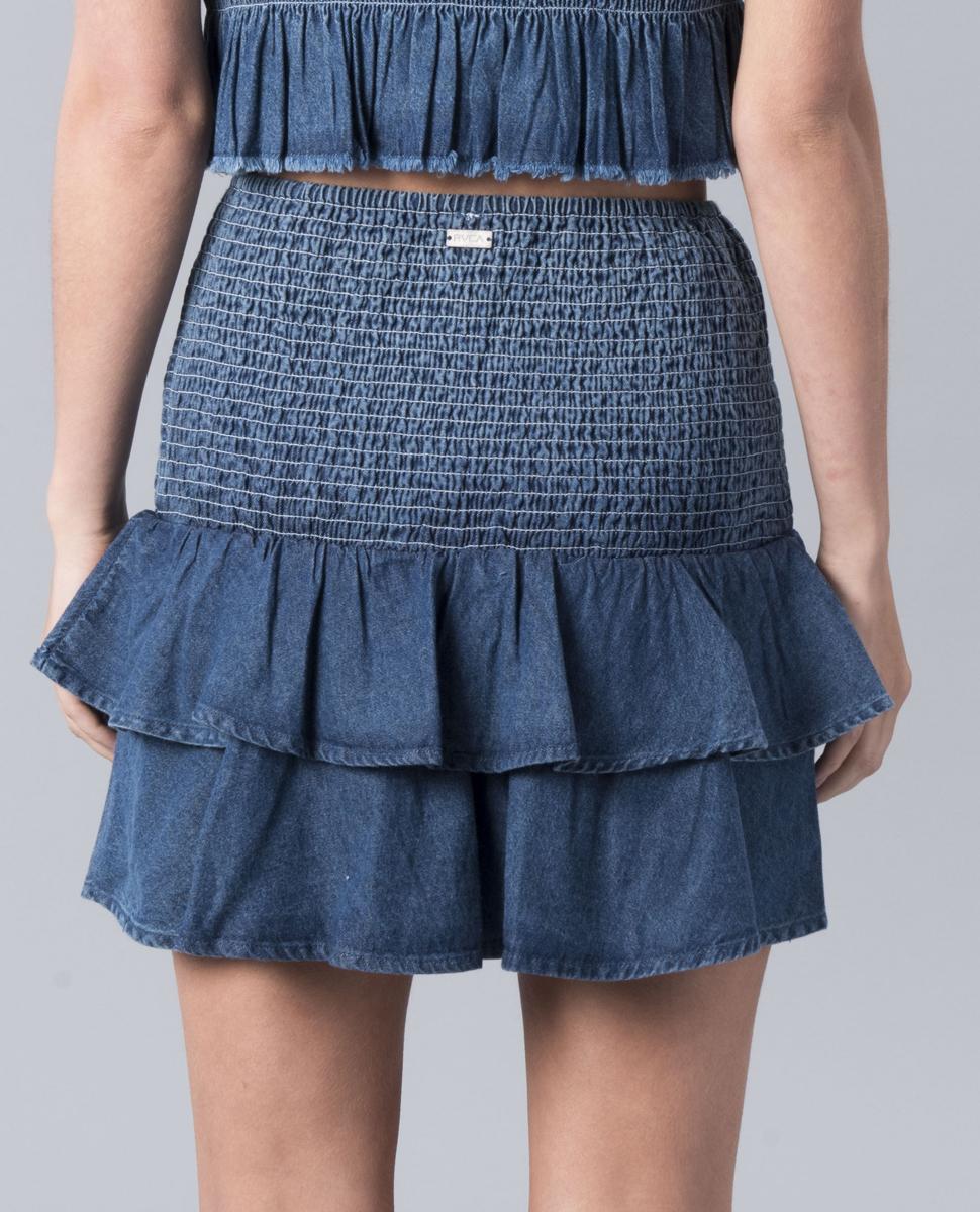 Scrunchie Skirt