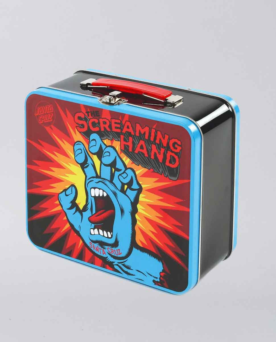 The Screaming Hand Lunch Box