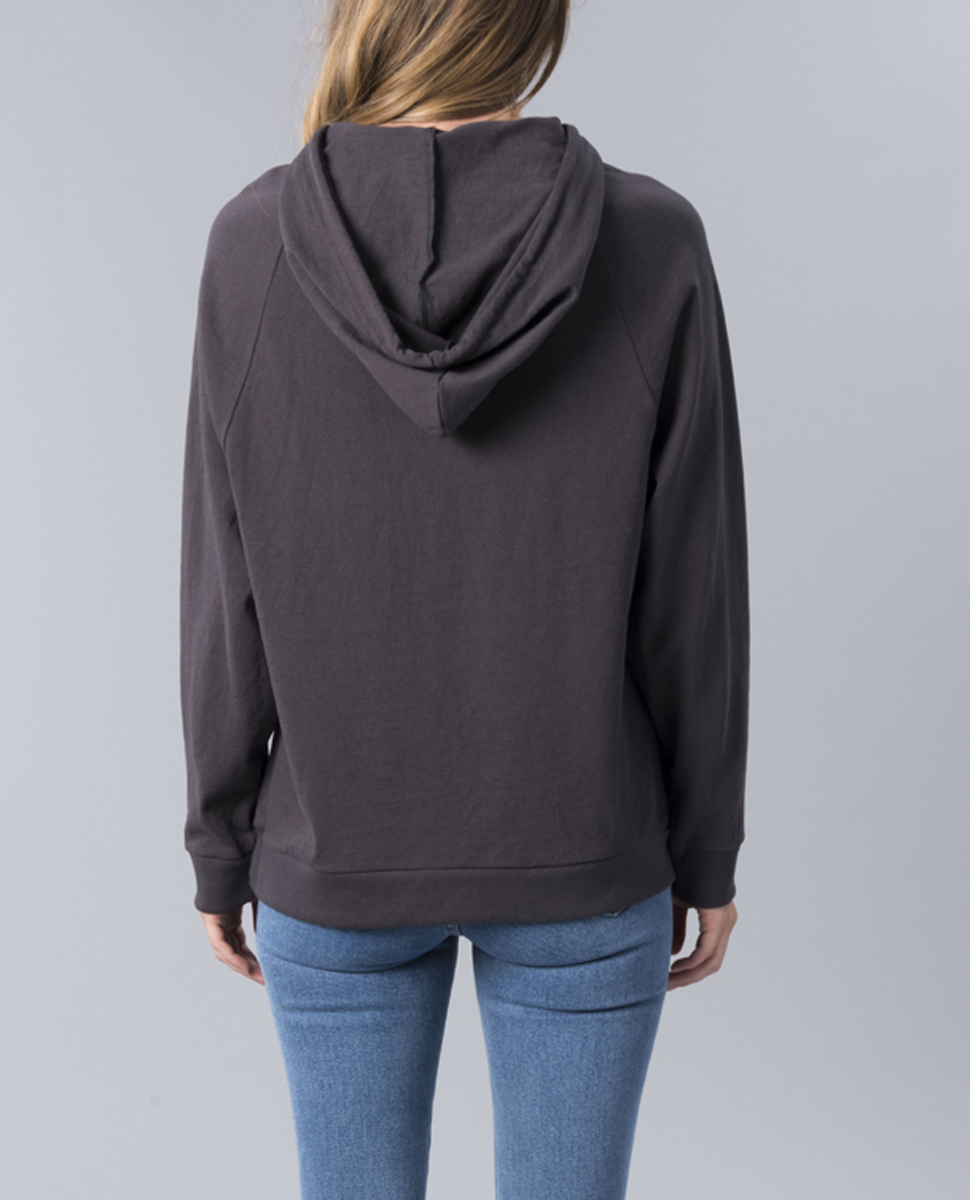 Stacked Hooded Long Sleeve