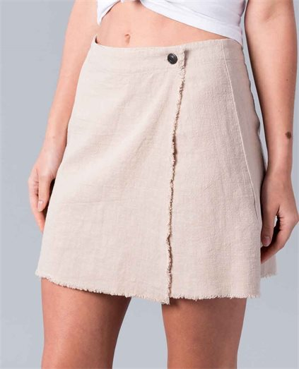 Heartbreaker Wrap Skirt
