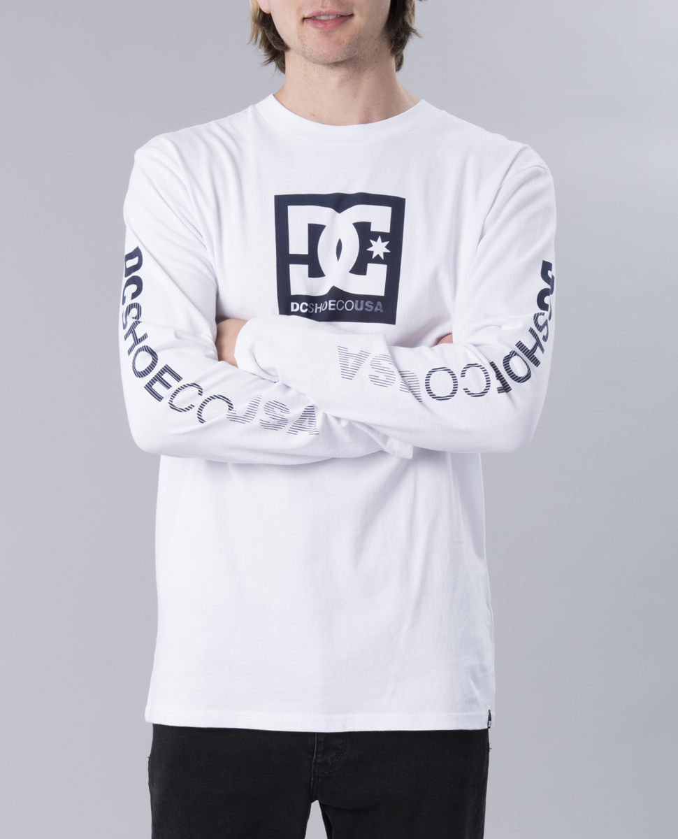 Square Star L/S Tee