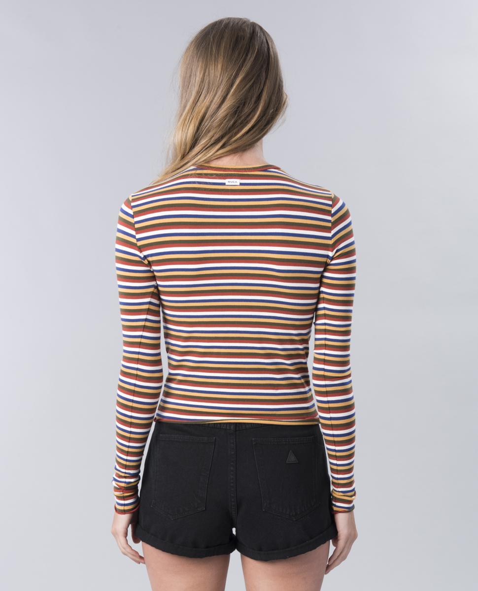 Let Us Stripe Long Sleeve