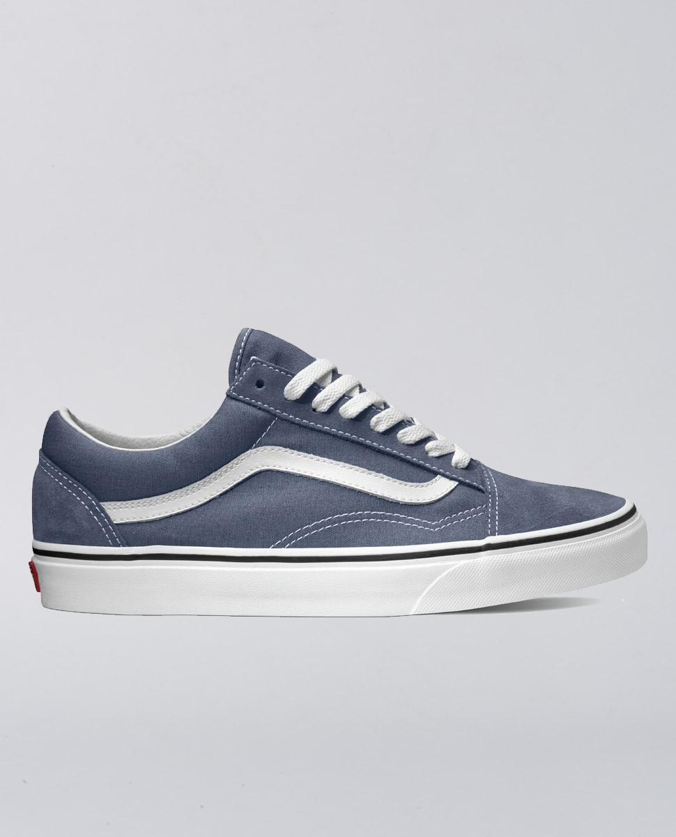 Old Skool Grisaille Grey Shoes