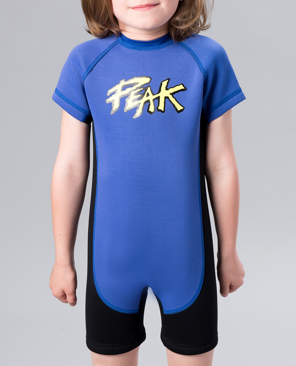 Toddler Short Sleeve Wetsuits