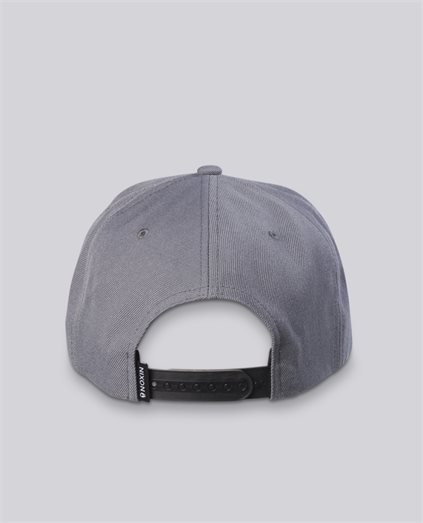 Exchange Orange Snapback Cap