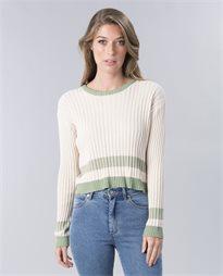 Borderline Knit Jumper