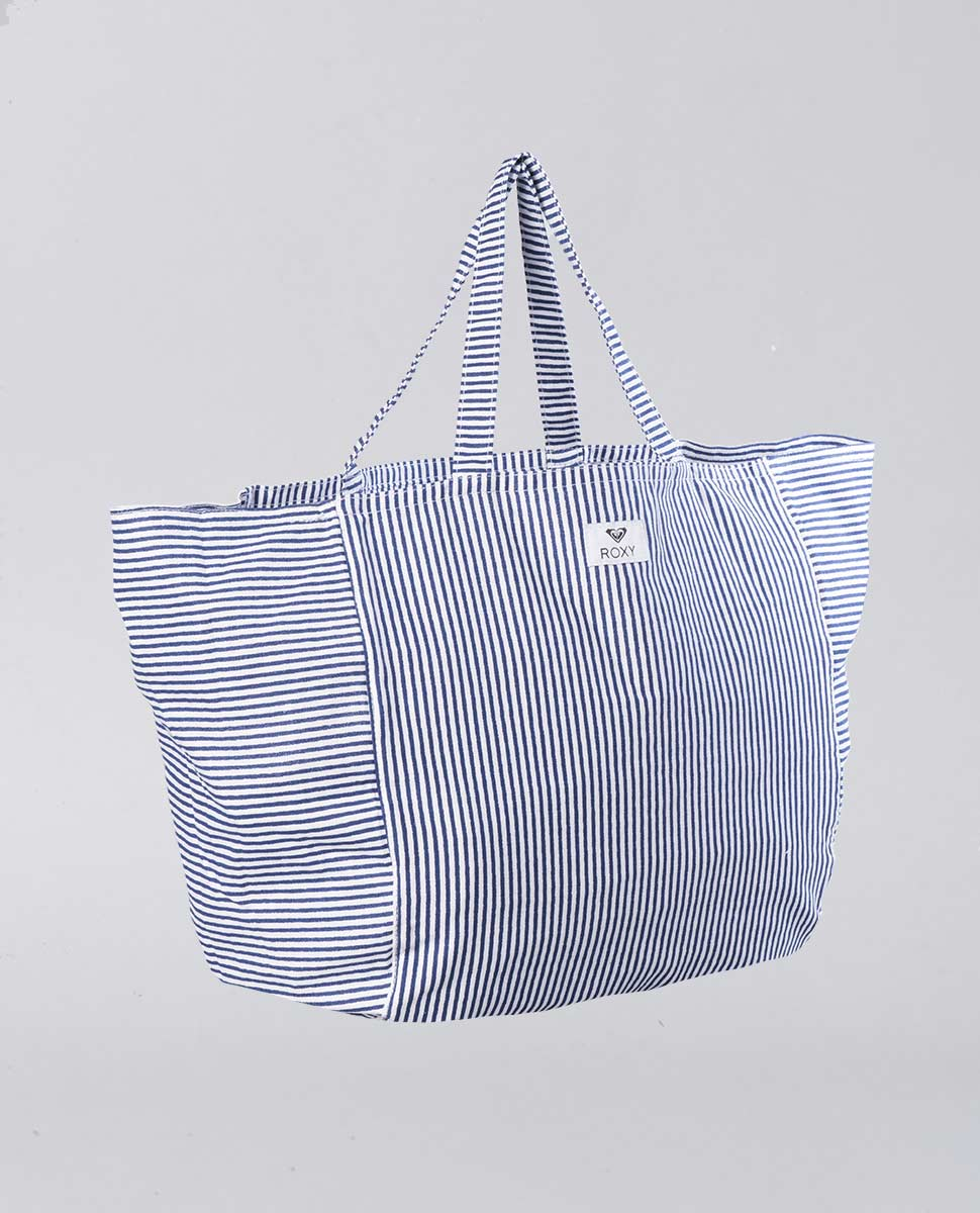 Time Is Now Beach Tote