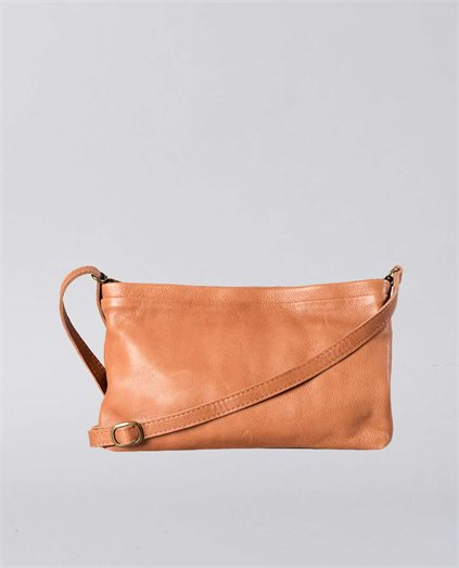 Belle Crossover Tan Bag