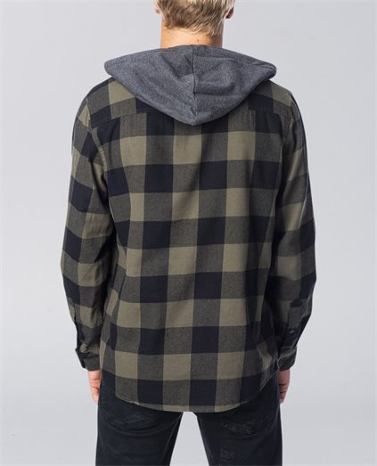 Logan Hooded Shirt