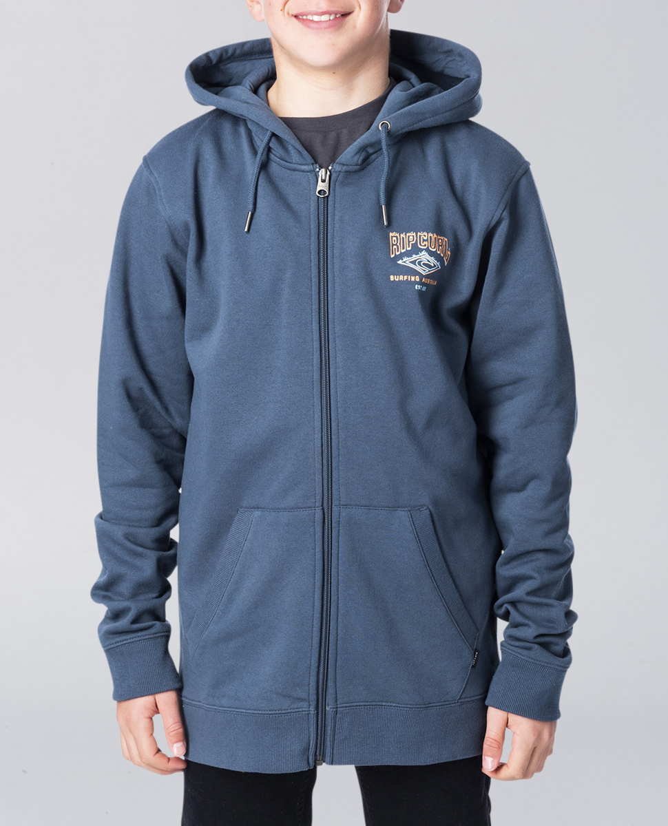 Scorcher Zip-Thru Hood