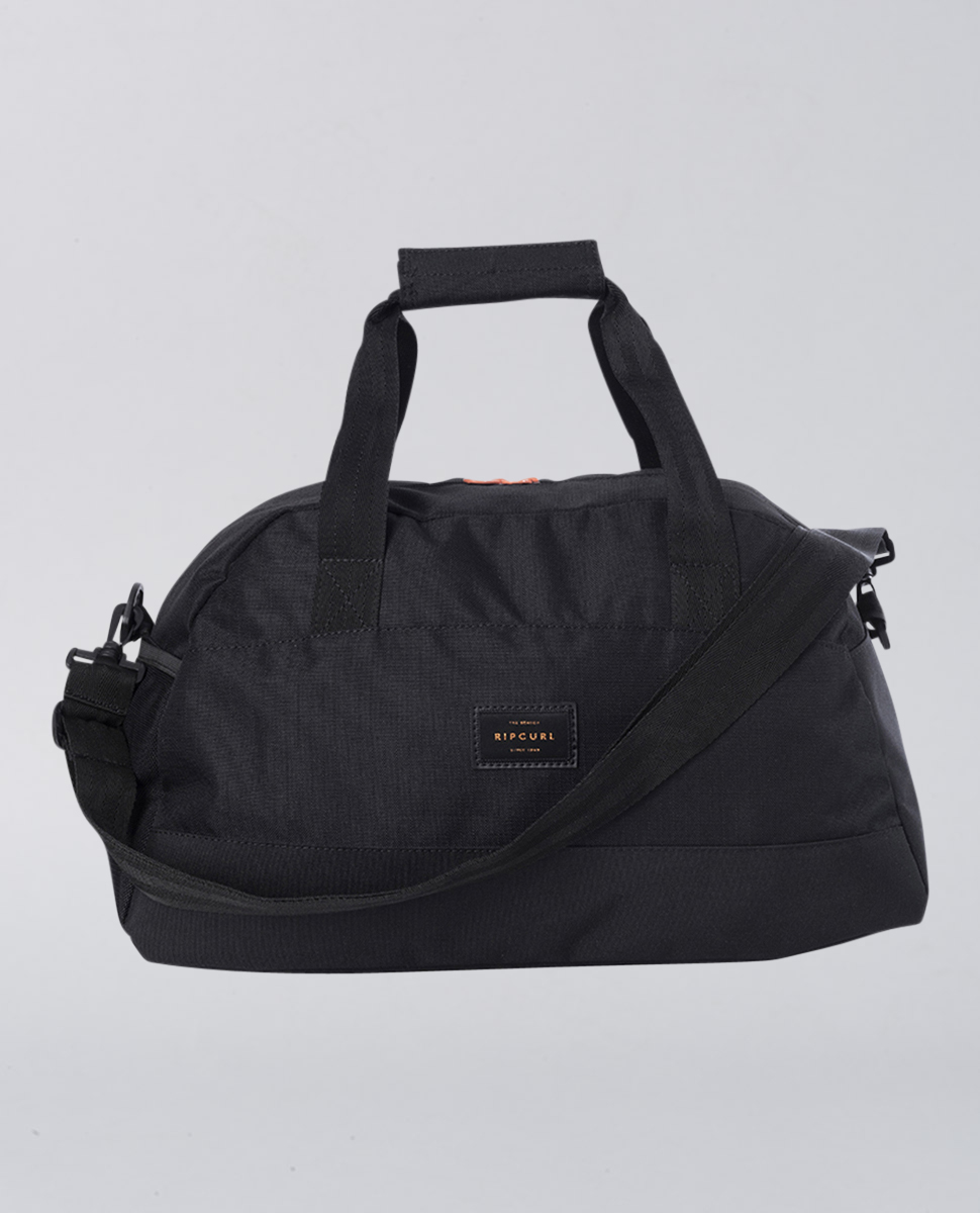 Gym Bag Rose Gold Black