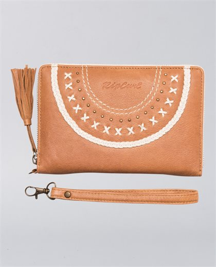 Boho Lux Rfid Os Leather Wallet