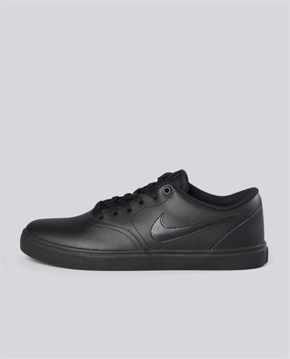 SB Check Solar Leather Shoes