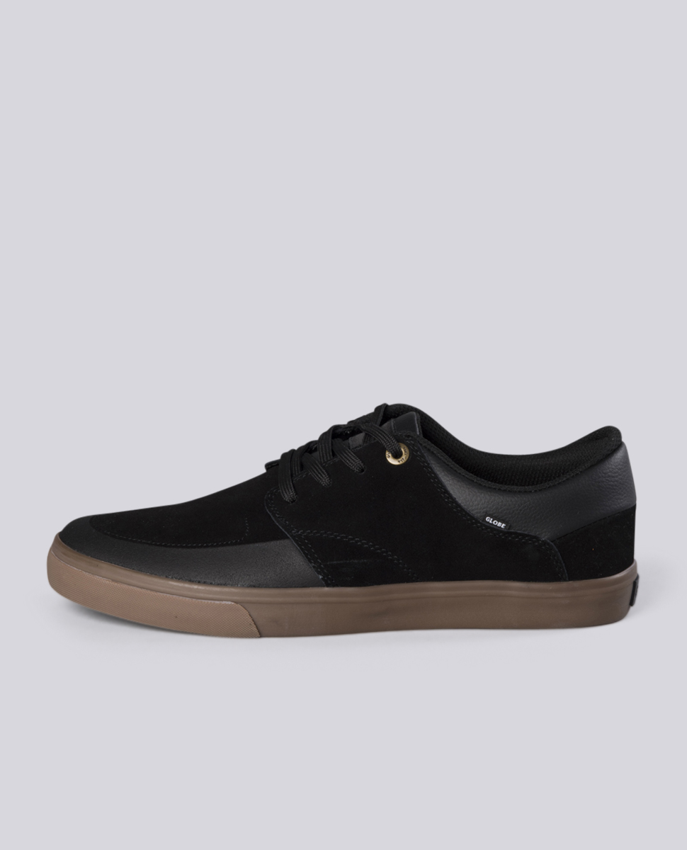 Chase Black Gum Shoes