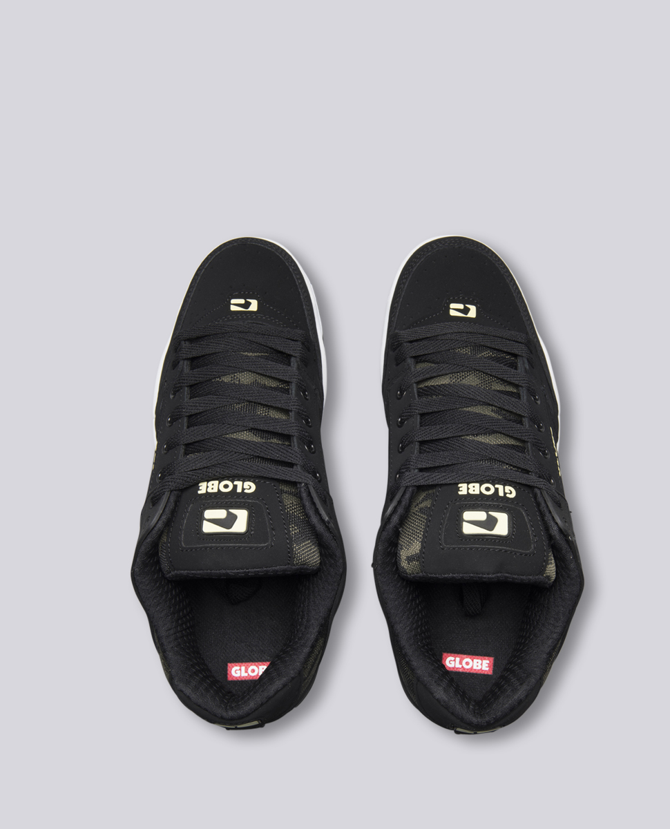 Tilt Black Camo Shoes