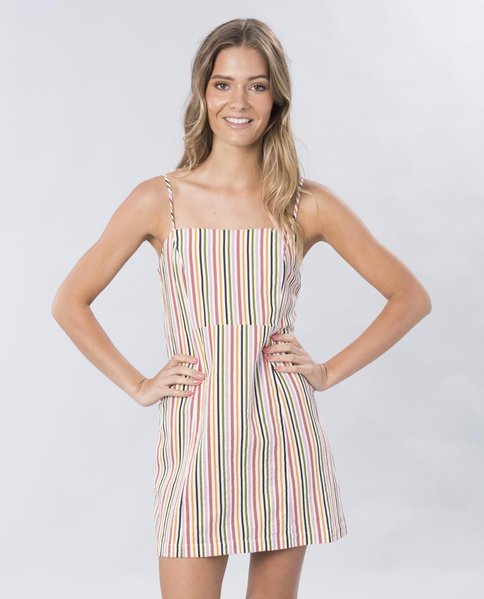 Presto Stripe Dress