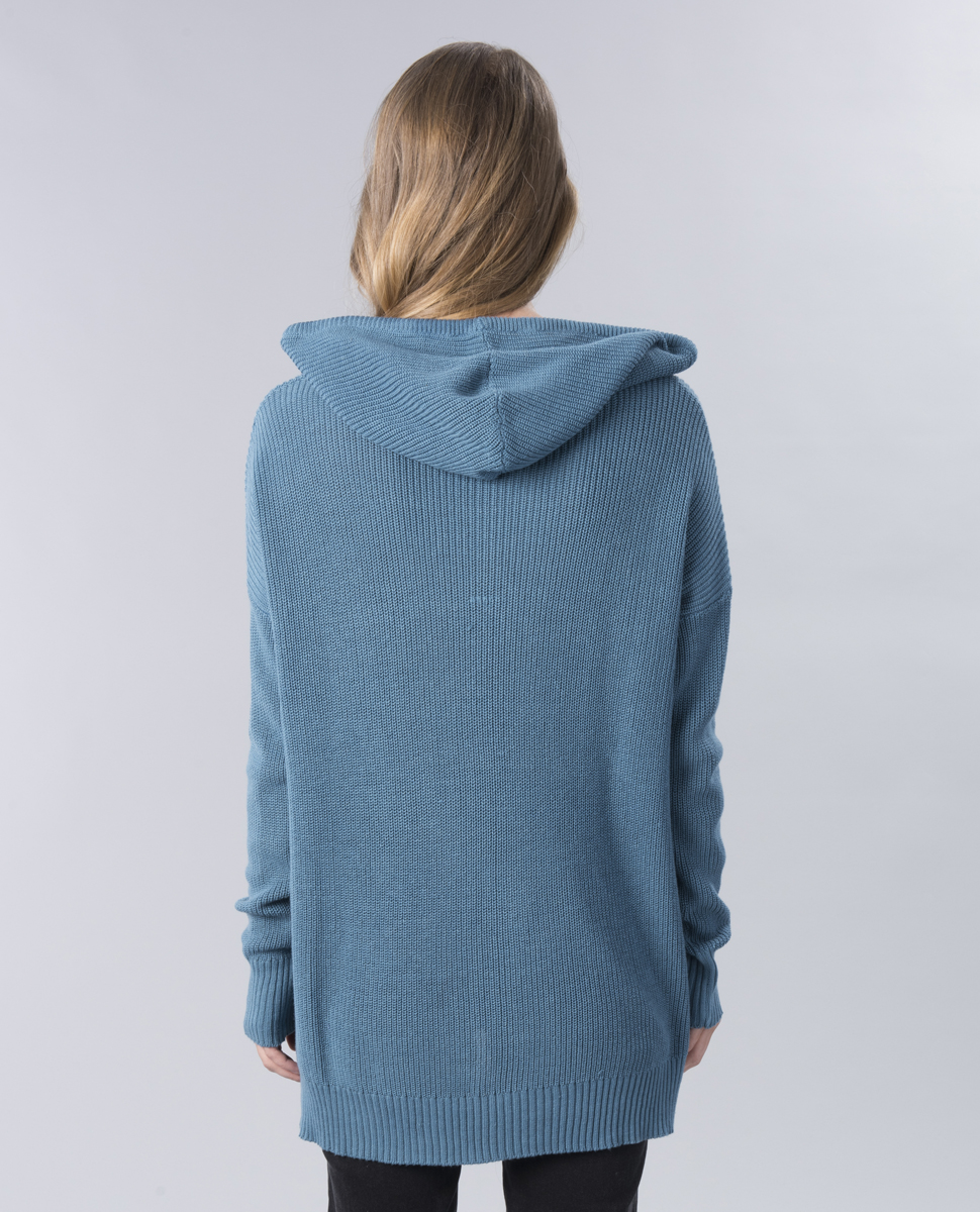 Distinct Knit Hoody