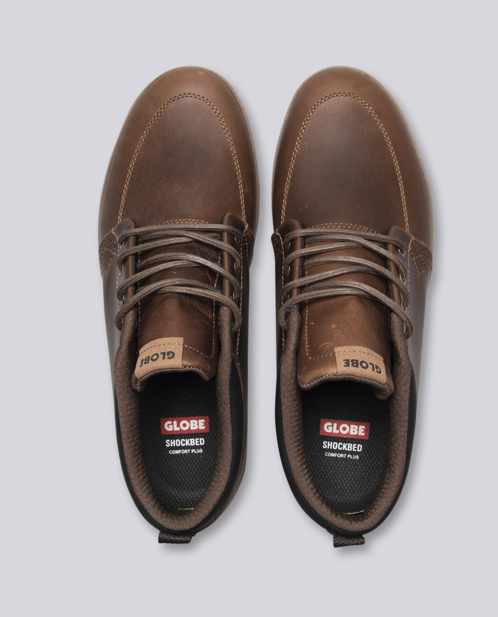 GB Chukka Brown Shoe