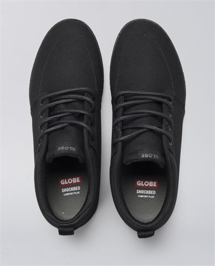 GS Chukka Black Shoe