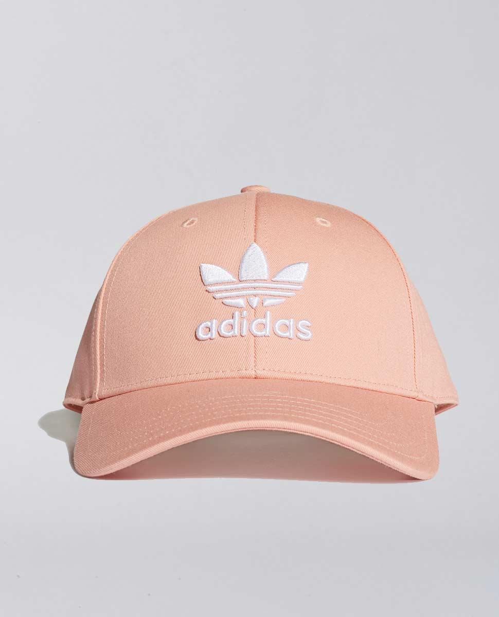 Baseball Classic Trefoil Pink Cap