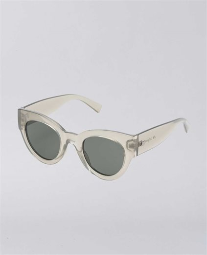 Matriarch Matcha Clear Sunglasses