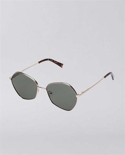 Le Specs Escadrille Bright Gold
