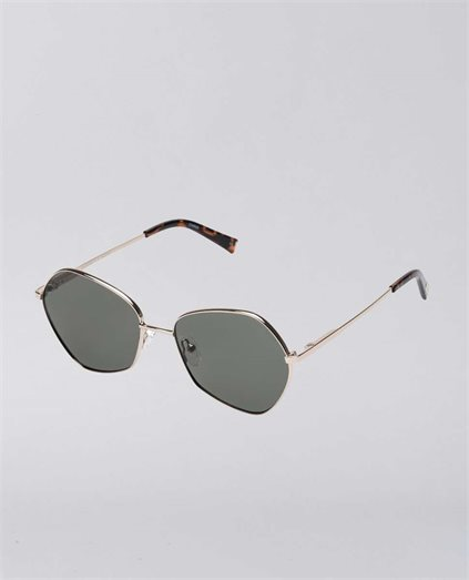 Escadrille Bright Gold Sunglasses