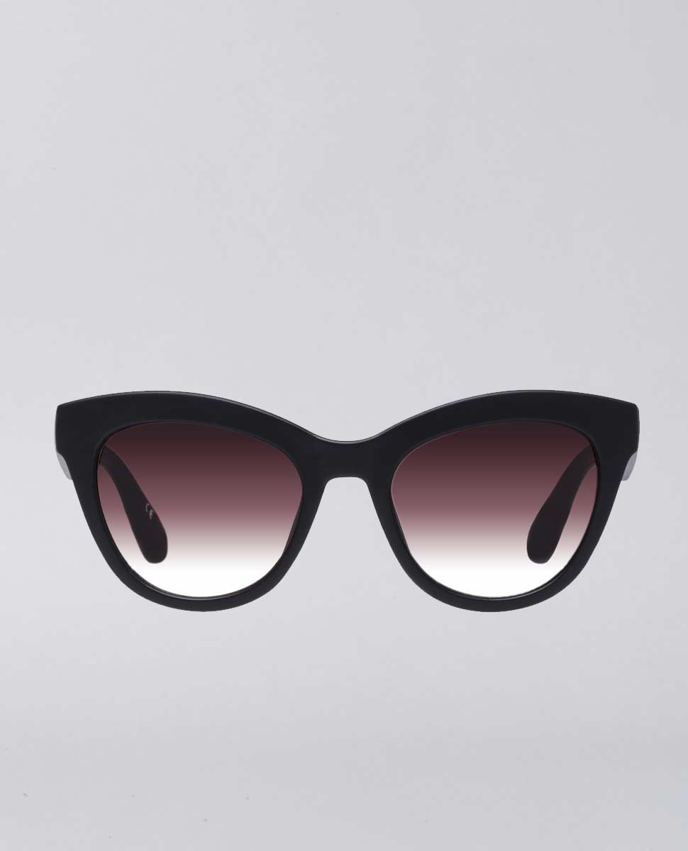 Forever Black Smoke Sunglasses
