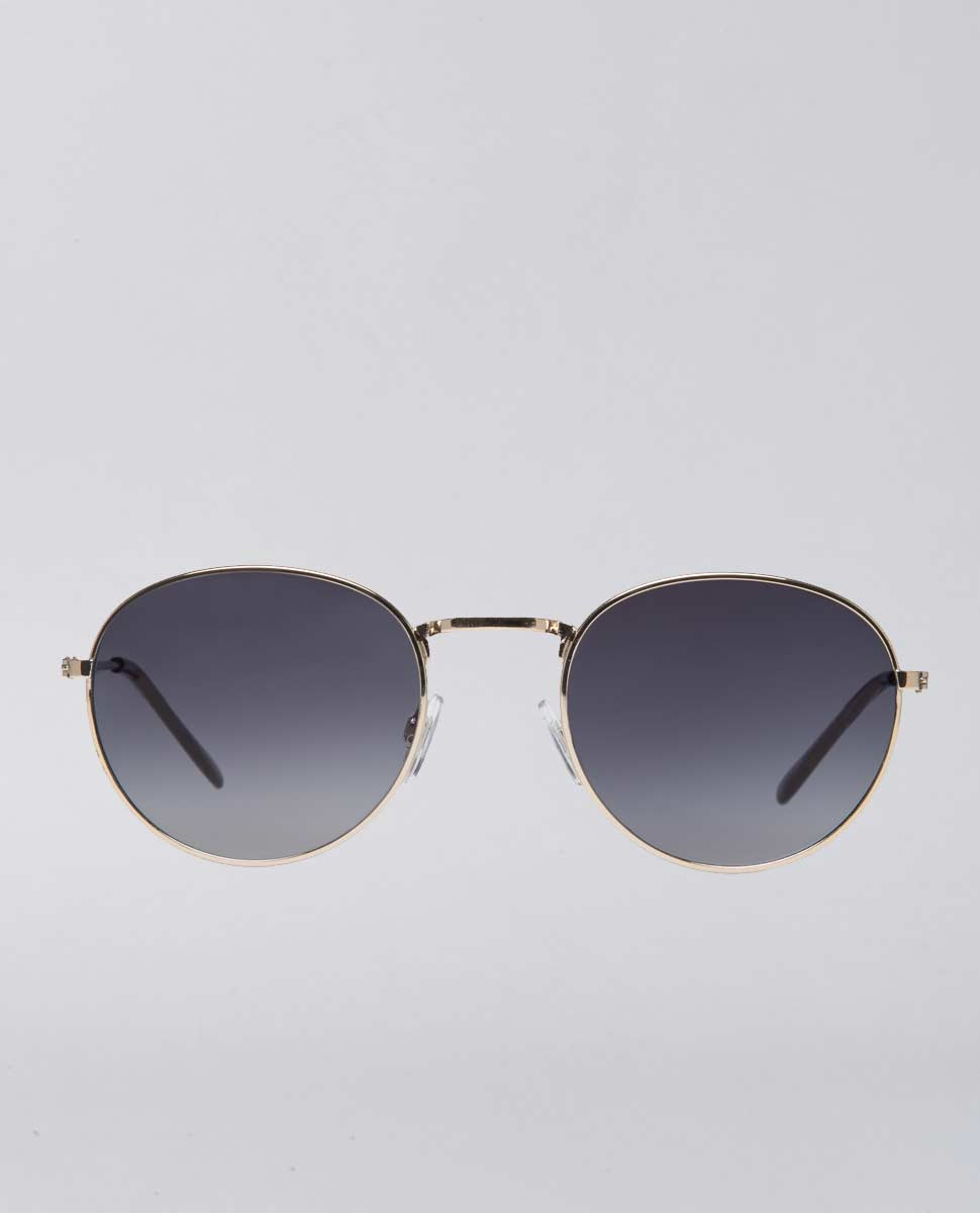 Heritage Gold Crystal Sunglasses
