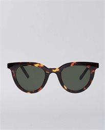 Savvy Tort Green Sunglasses