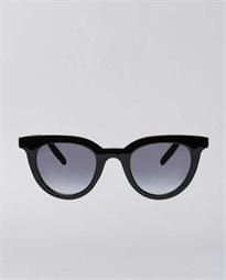 Savvy Black Smoke Sunglasses